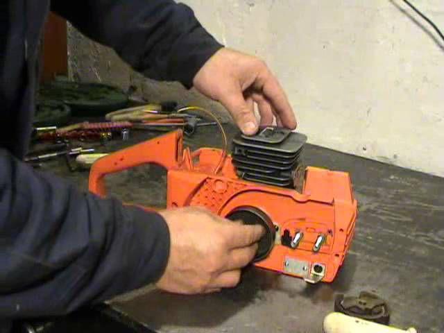 Бензопила зенит ремонт своими руками